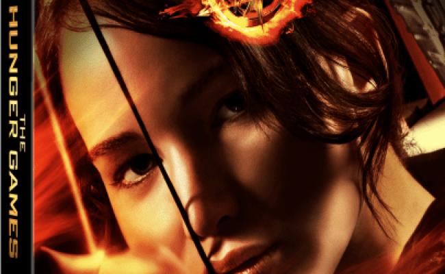 The Hunger Games Blu Ray Zavvi