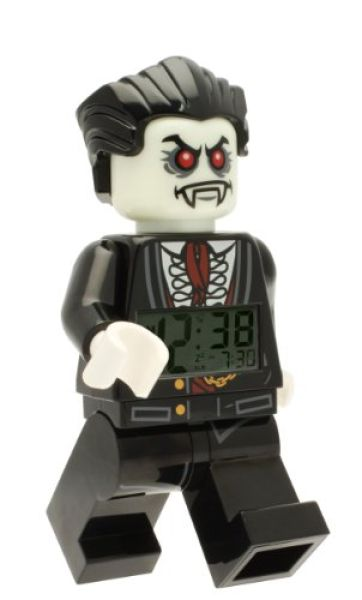 Lego Monster Fighters Vampire Alarm Clock Toys Thehut Com