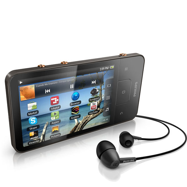 Philips GoGear 8GB Connect 3 Mini Tablet with Android 23