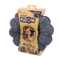 Total Pillow - Grey Gifts | Zavvi.com