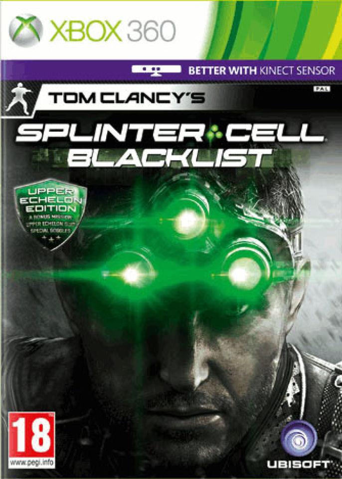 Splinter Cell Blacklist Special Edition Xbox 360 Zavvi