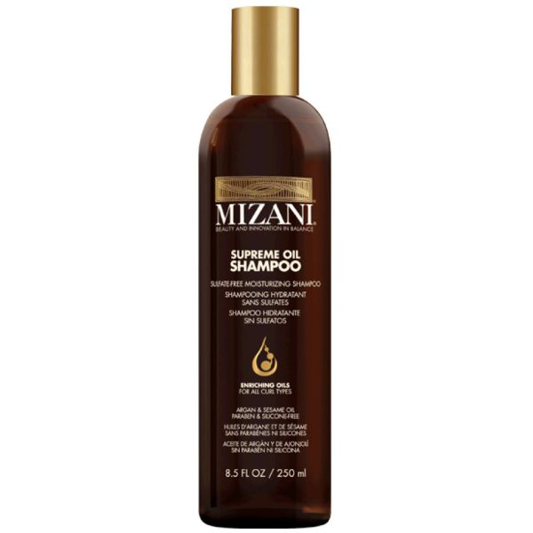 Sulfate Free Shampoo for Natural Black Hair