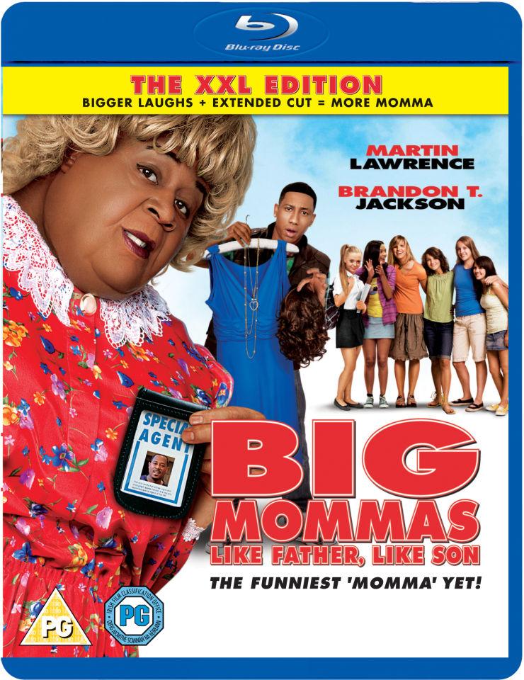 Big Mommas: Like Father. Like Son Blu-ray - Zavvi UK