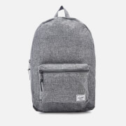 Herschel Supply Co. Men's Settlement Backpack - Raven Crosshatch