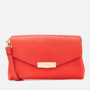 Dune Women's Exie Shoulder Bag - Red