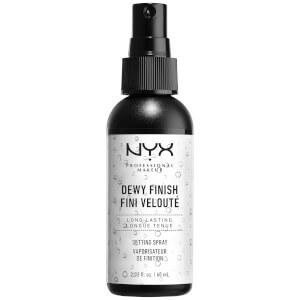 NYX Professional Makeup Make Up Setting Spray - Dewy Finish/Long Lasting