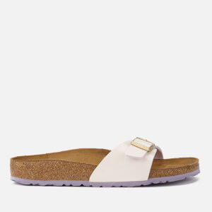 Birkenstock Women's Madrid Patent Slim Fit Single Strap Sandals