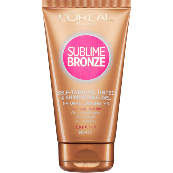 LOreal Paris Sublime Bronze Instant Tinted And Shimmering
