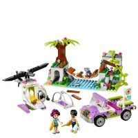 LEGO Friends: Jungle Bridge Rescue (41036) Toys | TheHut.com