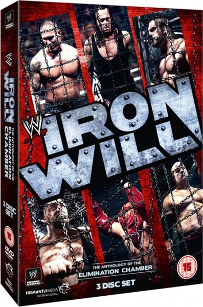 WWE Iron Will  The Anthology of the Elimination Chamber