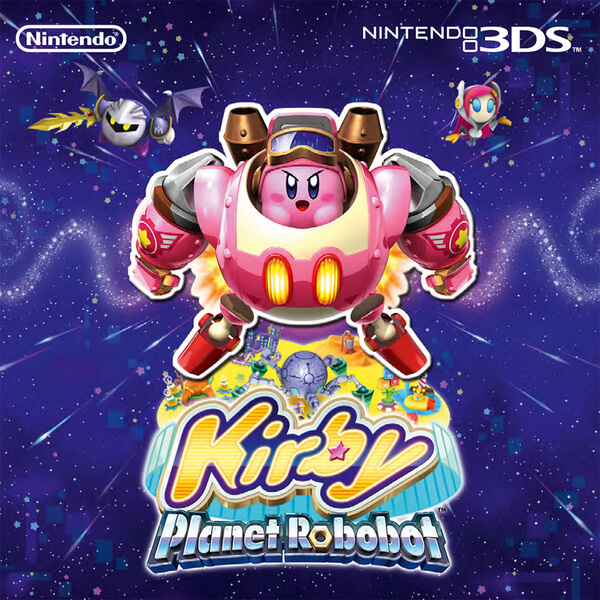 Kirby Planet Robobot Kirby Amiibo Kirby Collection Pack Nintendo Official UK Store
