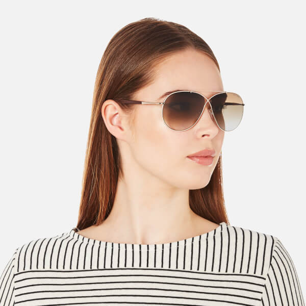 Tom Ford Womens Eva Sunglasses  Brown  Free UK Delivery over 50