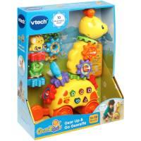 Vtech Baby Gearzooz Gear Up & Go Gearaffe Toys | TheHut.com
