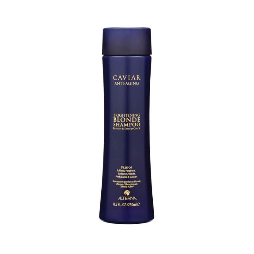 Alterna Caviar Brightening Blonde Shampoo