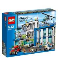 LEGO City Police: Police Station (60047) Toys   Zavvi.com