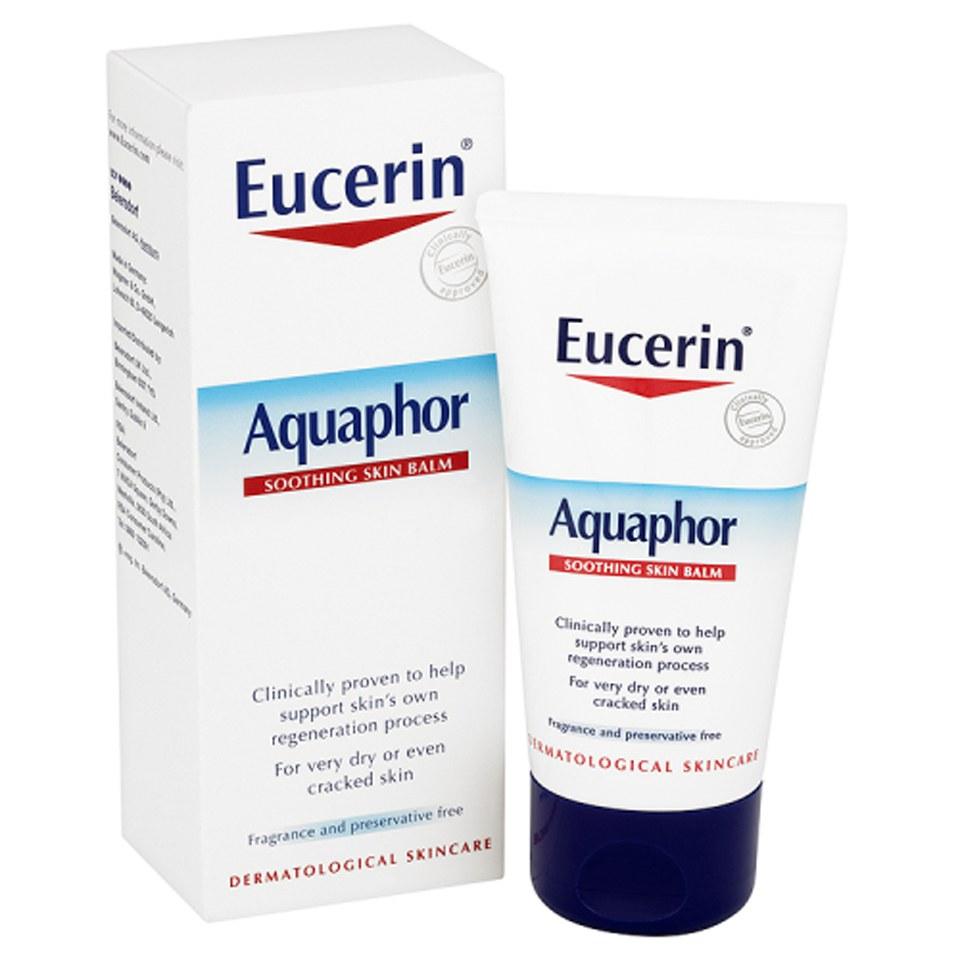 Eucerin Aquaphor Soothing Skin Balm 40ml Free