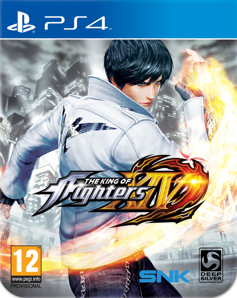 The King of Fighters XIV PS4   Zavvi