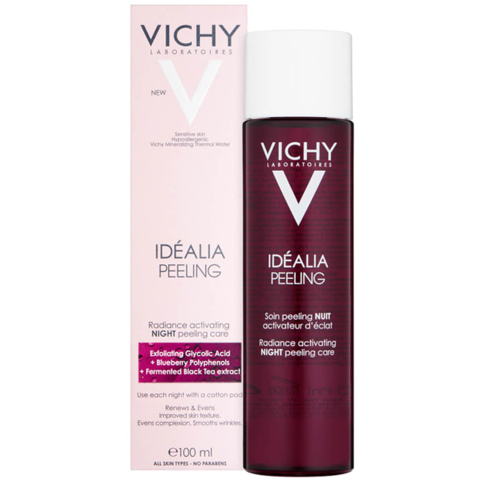 Vichy Idealia Peeling 100ml Free Shipping Lookfantastic