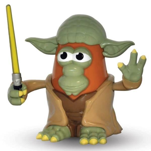 Star Wars - Yoda . Potato Head Poptater Geek Box