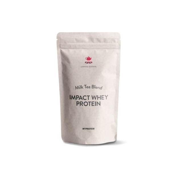 Impact Whey Protein - 1kg - Milk Tea