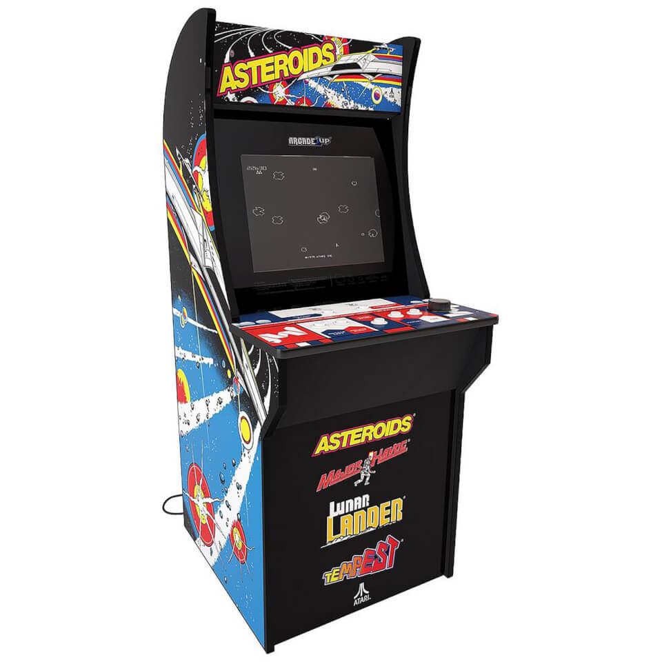 Sambro Arcade 1Up Atari Asteroids Tempest Major Havoc