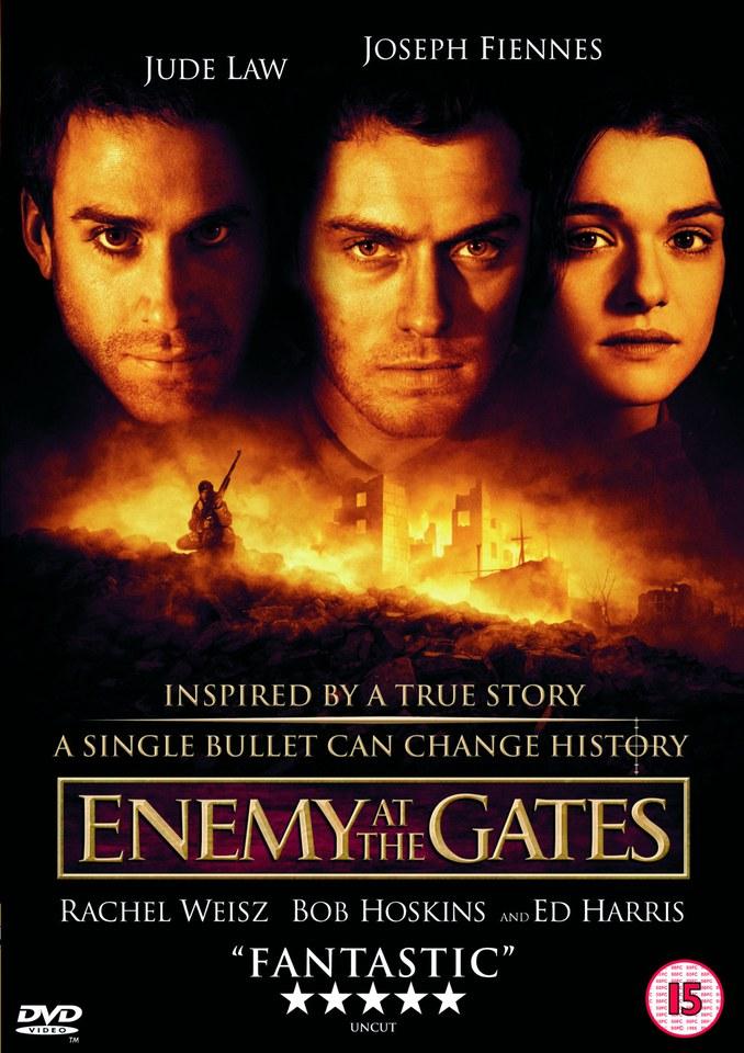 Enemy At The Gates DVD   Zavvi.com