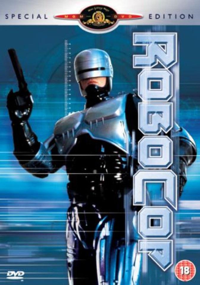 Robocop Special Edition DVD  Zavvi