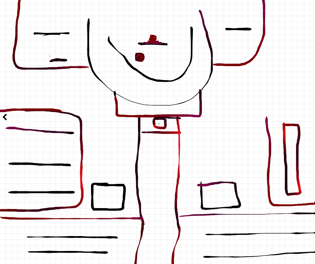 hight resolution of courtroom diagram