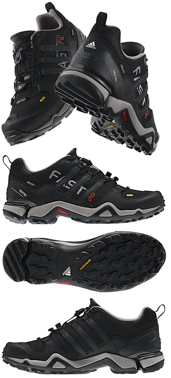 Adidas Terrex Fast R Gore Tex Shoes | Busted Wallet