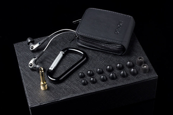 Denon AH-C400 In-Ear Headphones