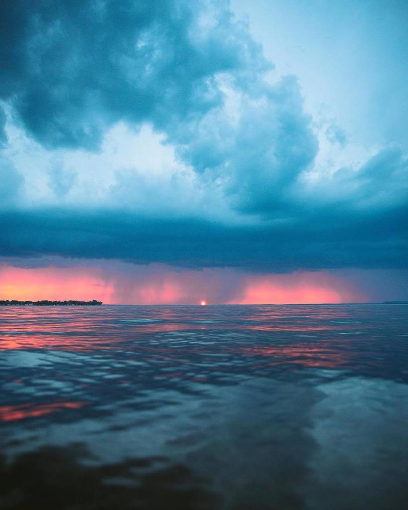 Тревел-фотограф снимает великолепные пейзажи из прекрасных снов по всему миру
