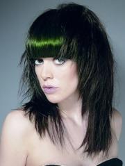 emo hair colors girl - weddbook
