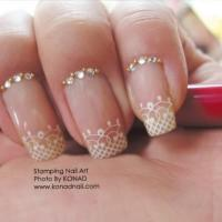 Wedding Nail Designs - Bridal Nail Designs  Wedding Nail ...