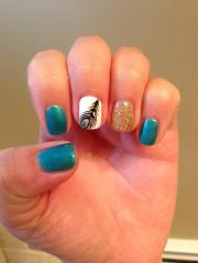 summer wedding - nails #2028440