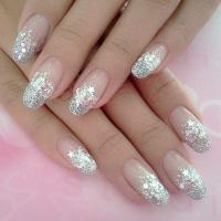 Wedding Nail Designs - Bridal Nail #2057303 - Weddbook