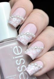 wedding nail design - nails #2065129