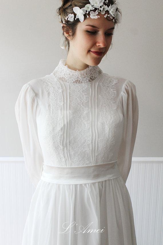 Victorian Wedding  Victorian Style Wedding Dress 2229569  Weddbook