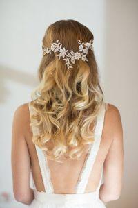 Wedding Hair Vine, Lace Head Piece, Bridal Hair Accessory ...