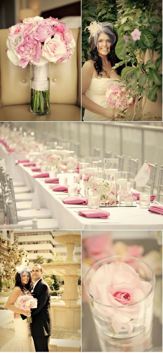 Pink Wedding  Pale Pink Wedding Color Palettes 798632