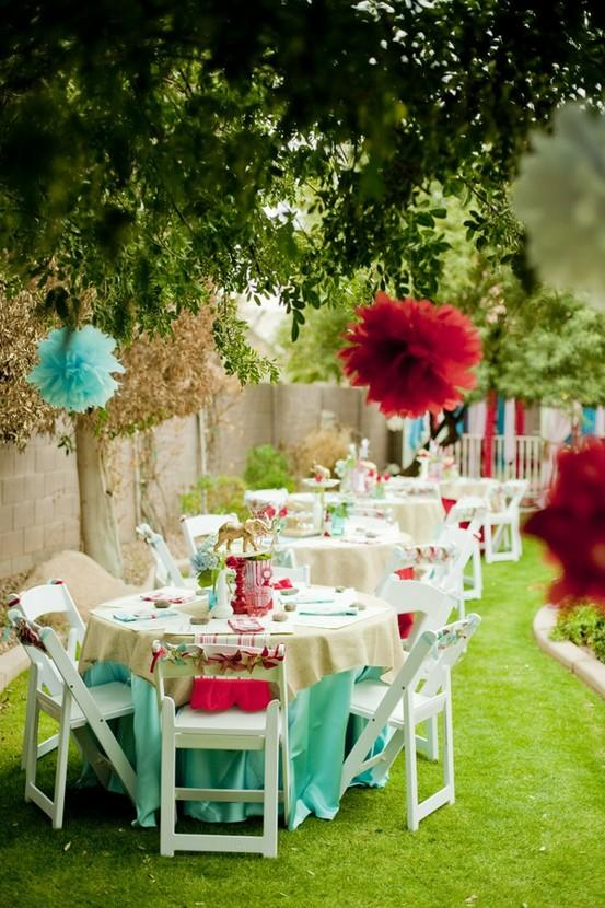Decoration For Wedding Party