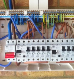wiring up a consumer unit uk wiring diagram today u connect electrical ltd consumer unit upgrades [ 1027 x 768 Pixel ]