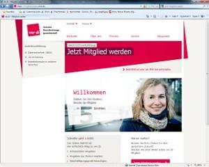 verdi-Homepage-Mitglied-werden