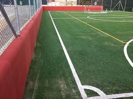 Protezioni in gomma per impianti sportivi pavimenti rivestimenti