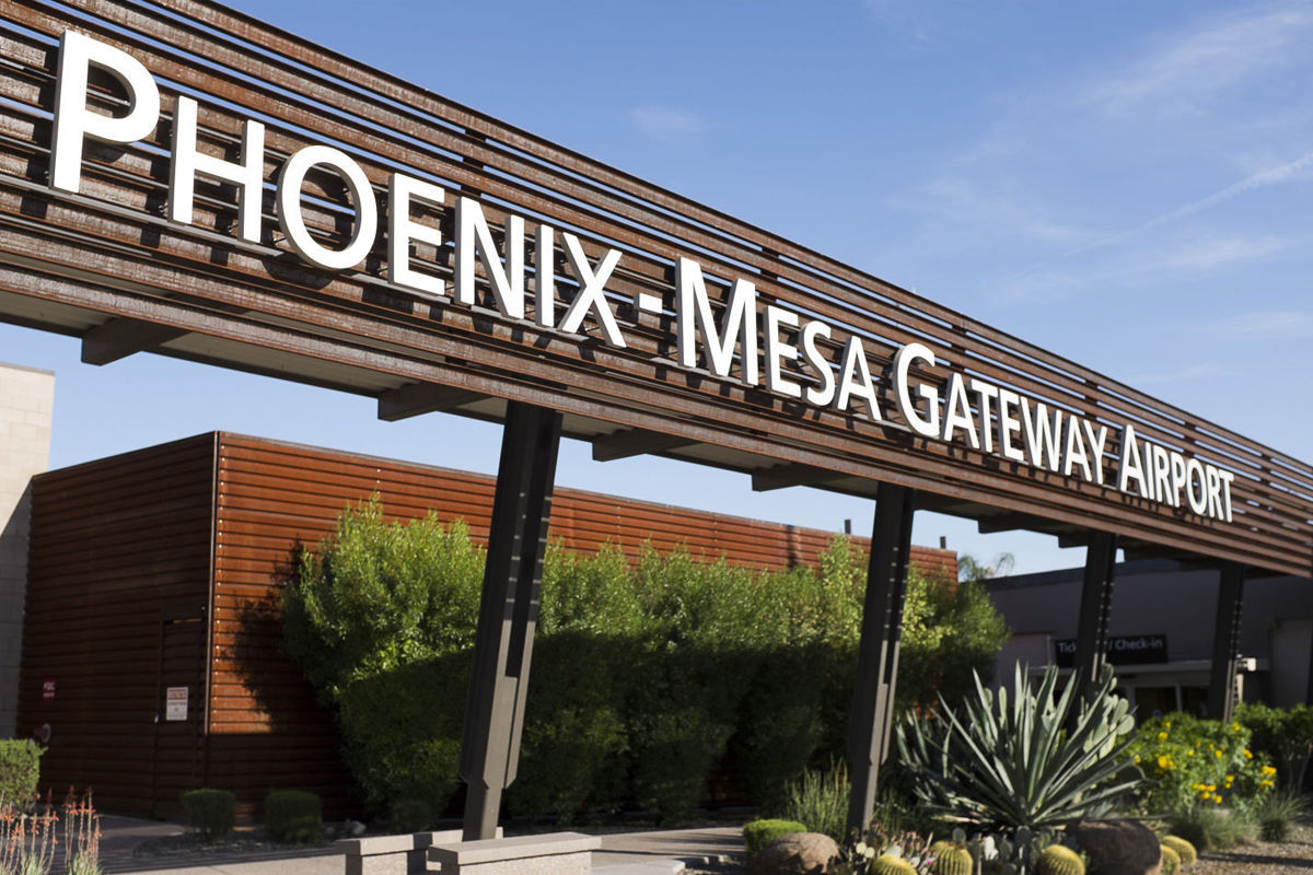 PhoenixMesa Gateway Airport Authority selects master