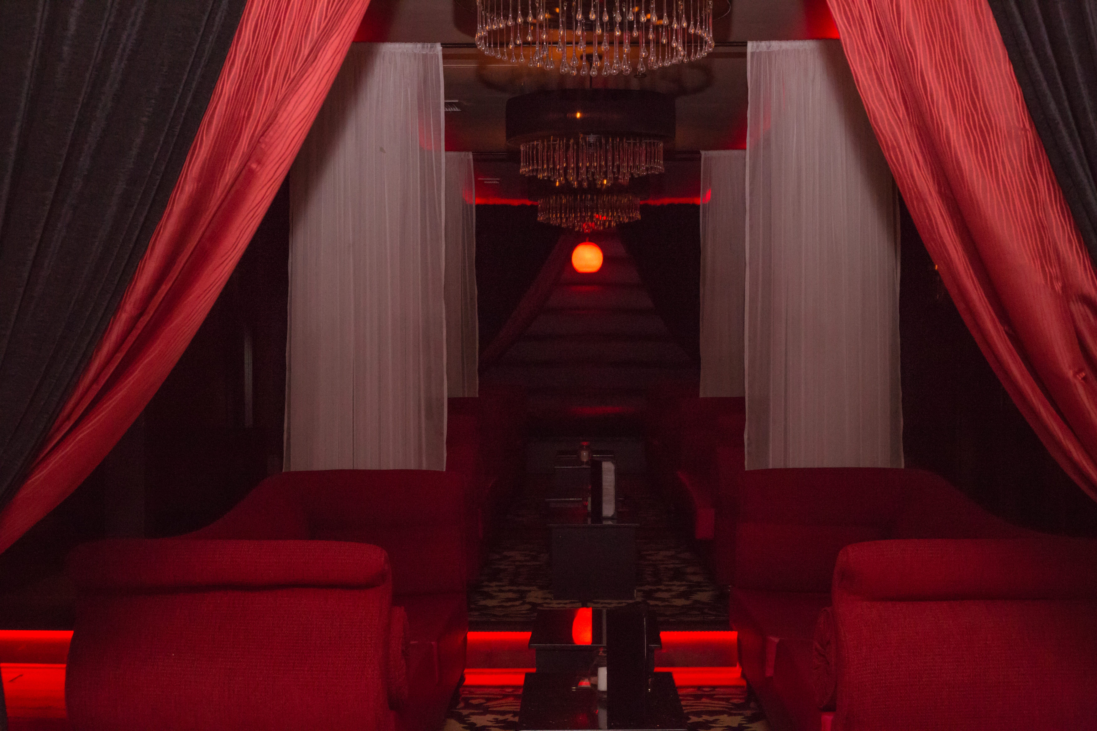 The Vip Lounge At Trapeze A Swingers Club In Atlanta Ga Photo By Dayne Francis The Signal