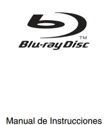 Manual de Instrucciones Blu-ray Disc + DVD Player-BDP-S360