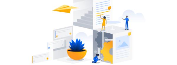 trabajo en la nube con Atlassian