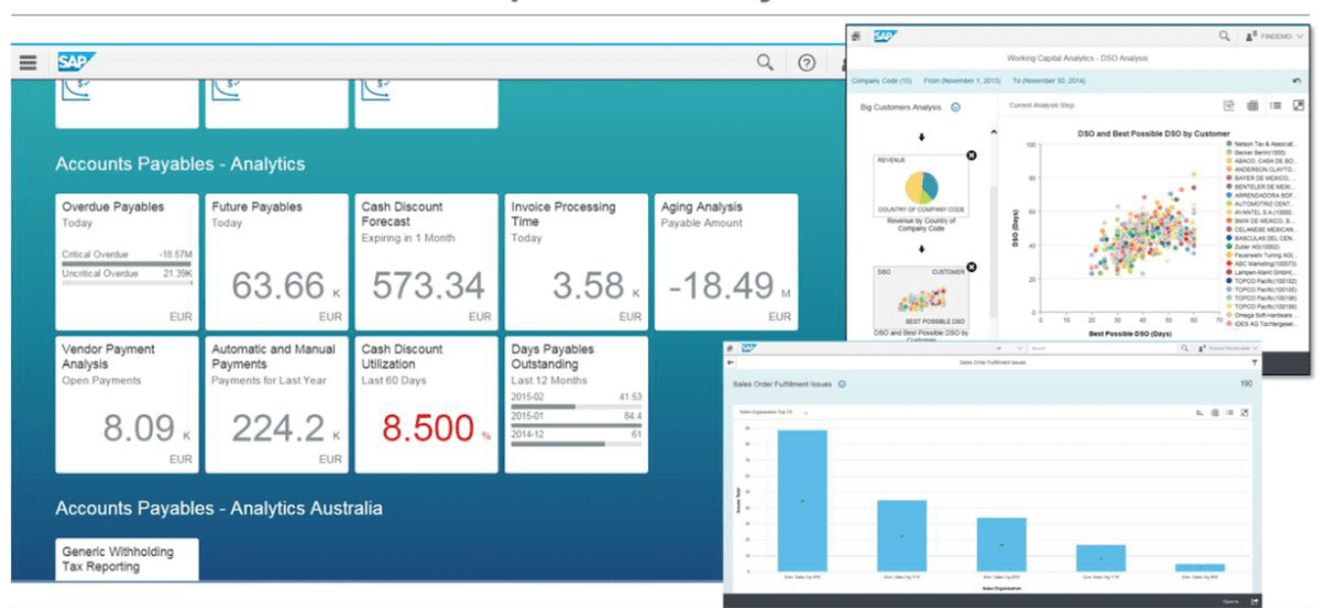 S/4HANA Out of the Box Reporting with Fiori