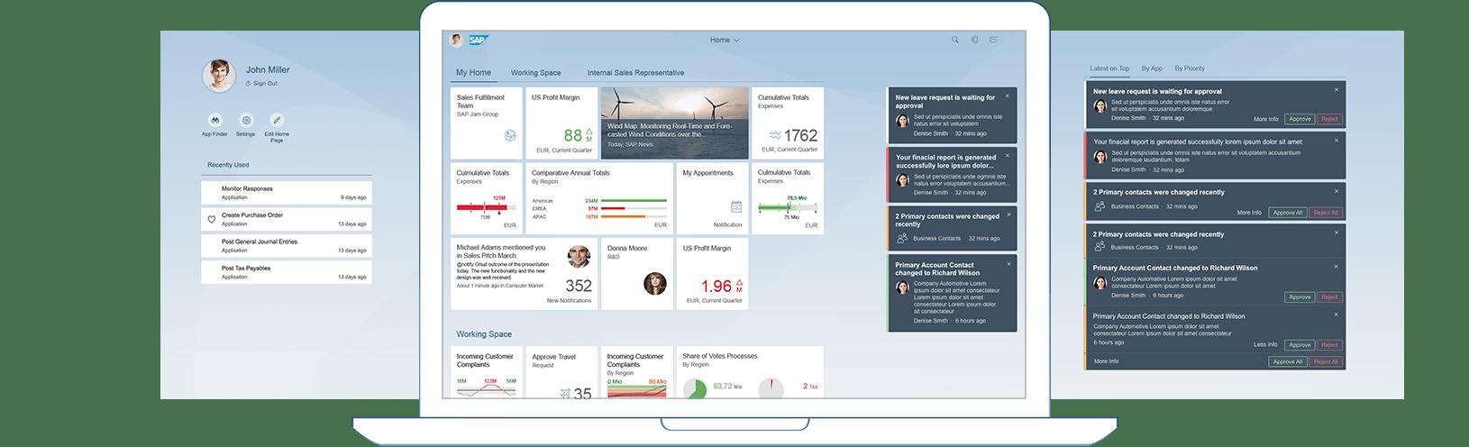 The SAP GUI menu is back in Fiori 2 0 – S/4HANA Blog