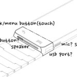 The Galaxy Gear (SM-V700) Samsung smartwatch patent picture